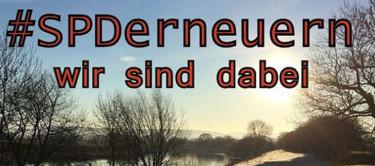 #SPD erneueern, wir sind dabei